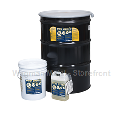 ECO CRETE  55 GAL DRUM