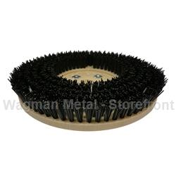 Mondo-Poly Rotary Brush, HD Poly Rotary no grit brush, poly rotary brush, hard to clean surfaces